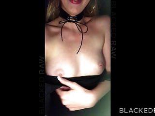 Blackedraw 12 дюймов Би-би-си заставляет белую девочку кричать в отеле