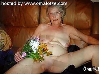 Omafotze очень старая любительская бабушка коллекция