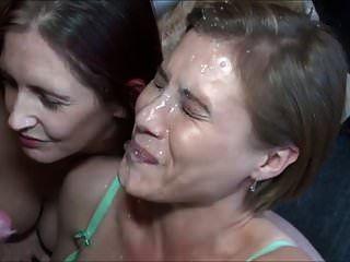удивительный бесконечный кончил на лицо горячей мамочки