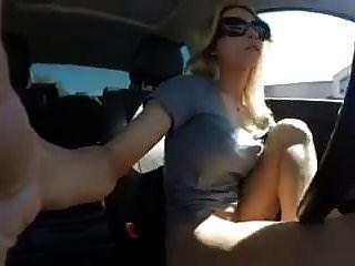 Водитель убер, заставляющий себя впрыскивать везде