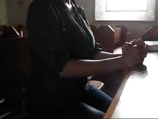 рискованная мастурбация
