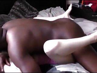 горячая жена любит большой черный член