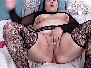 сексуальная большая задница в фаллоимитаторе