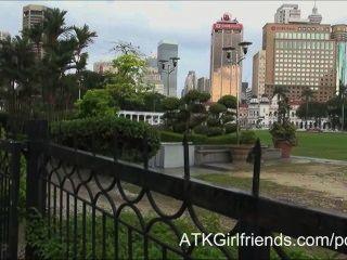 надежда Howell принимает Сперма на ее очки в этом малазийского отпуск