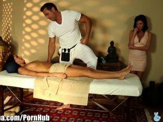 мама фокусы падчерицу в выдува массажист петух