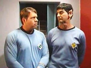 Star Trek заглотить девять