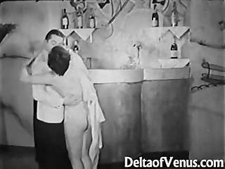 марочные порно 1930-х годов - Ffm секс втроем - нудистский бар