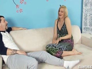 роговой ИФОМ дрочит ее пасынка