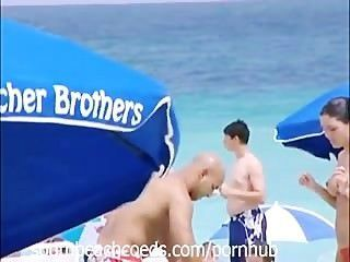 Южной Флориды девушки голые на пляже часть 2