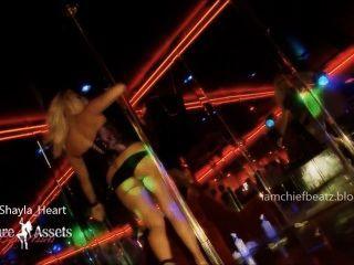 Shayla танцы под музыку моих друзей