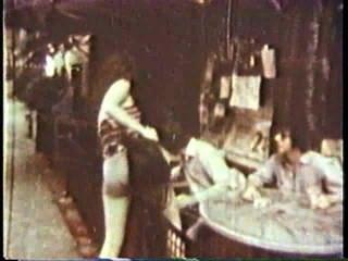 классический Stags 10 50-е годы 70-е годы - Сцена 3