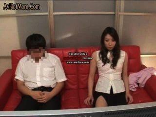 Японская мать искушение