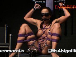 Абигейл макинтош съемки с Кеном Maecus