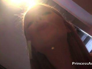 принцесса Ami - сексуальный рот