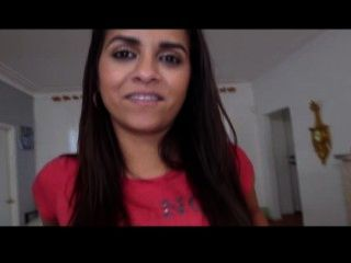 Бразилец горничная трахал Abby подветренным бразилия