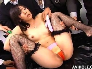 Сатоми Японская девушка трахал Japan-adult.com/pornh