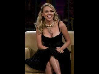 Scarlett Johansson дань