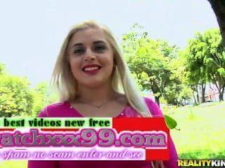 Monica Лиме в Взрыва так сложно видео - микрофон в бразильские реальности королей