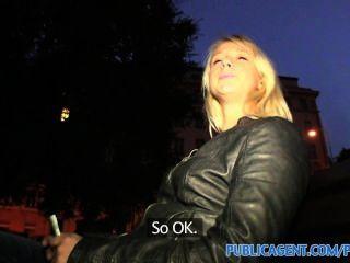Publicagent Hd блондинка молодой сосать и трахается в гостиничном номере