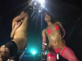 микро бикини маслянистая танец 1 сцена 6 - все микро бикини танцовщицы