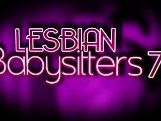 лесбиянка нянь т. 7